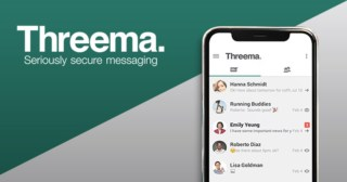 Most secure and private messenger: Threema